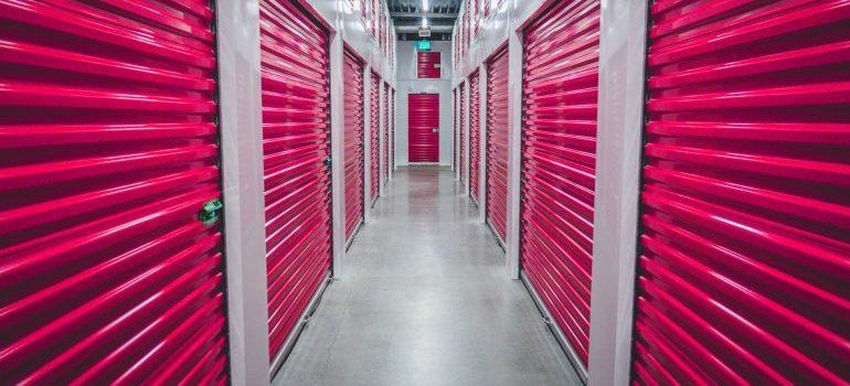 Storage units Ottawa facility